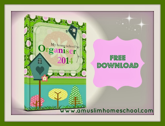 homeschool planner 2014