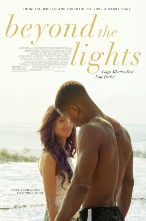 Beyond the Lights: Theatrical Poster