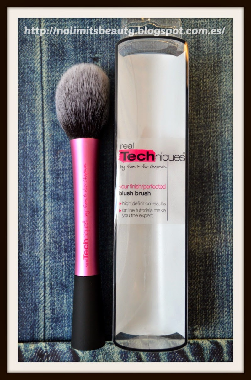 iHerb - Real Techniques Blush Brush