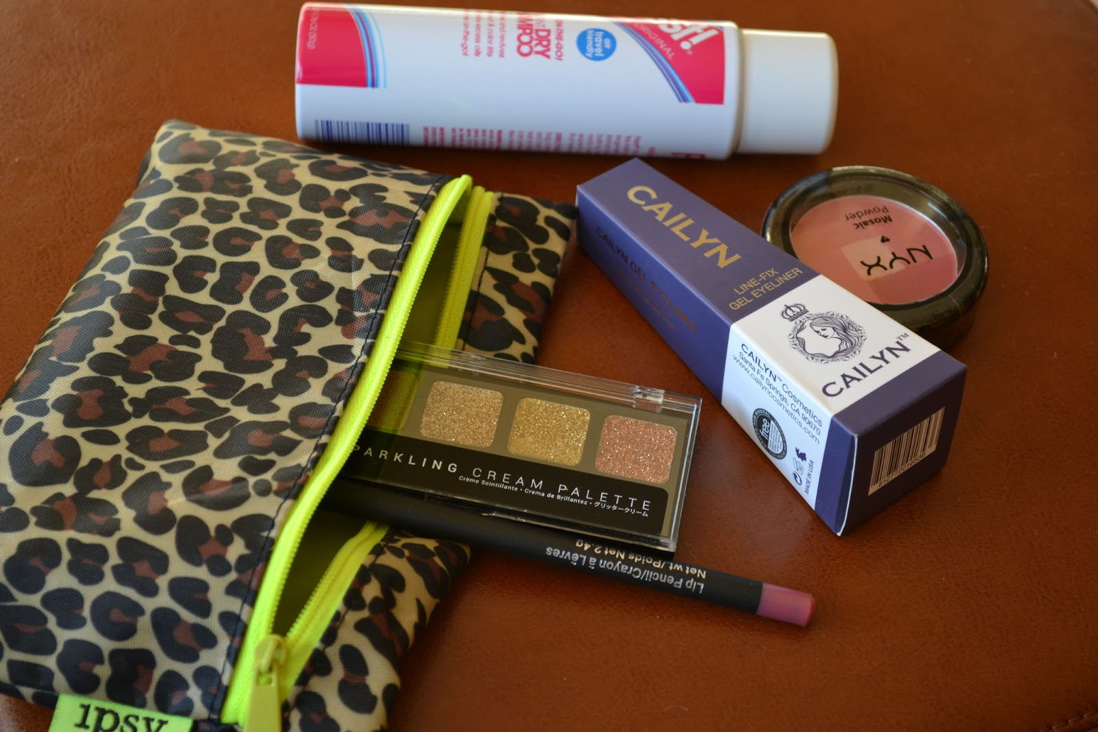 IPSY GLAMBAG JUNE 2013