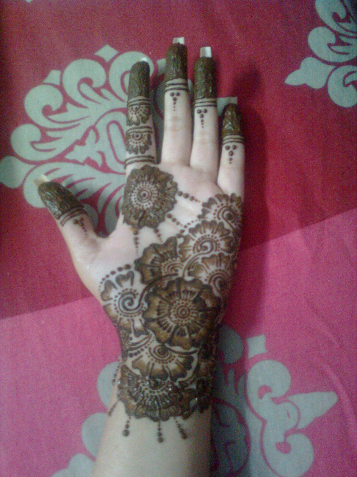 Simple And Beautiful Mehndi Designs  Simple Mehndi Designs By Ayesha Akram