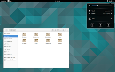 Ubuntu GNOME 15.04 screenshots