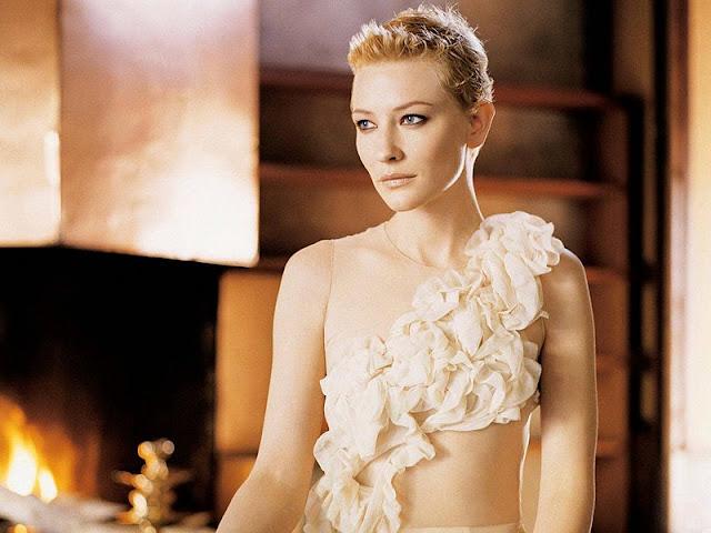 Cate Blanchett  hair