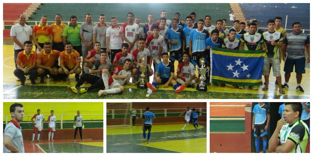 Taça Mato Grosso: Tangará da Serra consagra-se campeão estadual de futsal