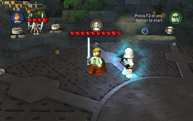 Lego star wars the complete saga pc full mods