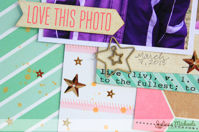Life is Good Layout by Juliana Michaels #srmstickers