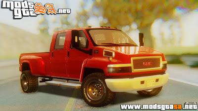 SA - GMC Topkick C4500