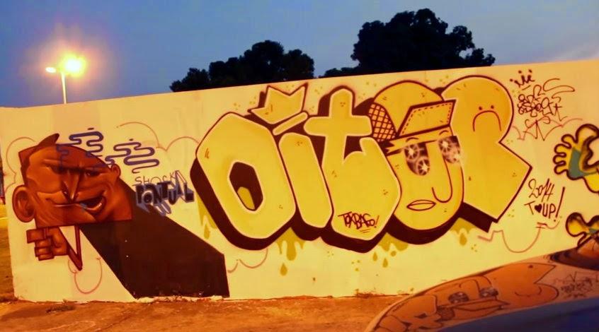 Documentário Contra a Parede Blog Estou na Noia pixação pixo graffiti