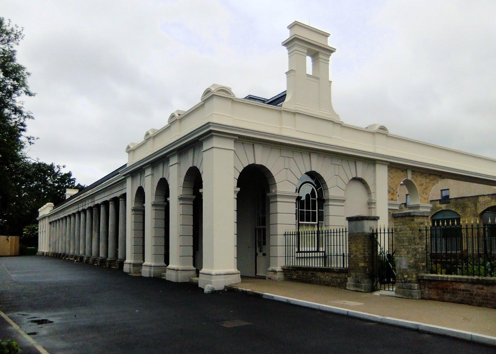 Gosport Station 2012