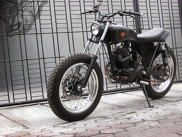 gl200 single cylinder tracker | daiztdesign