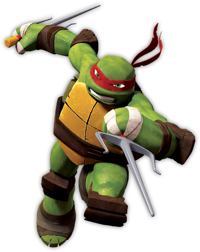 A teenage mutan ninja turtle
