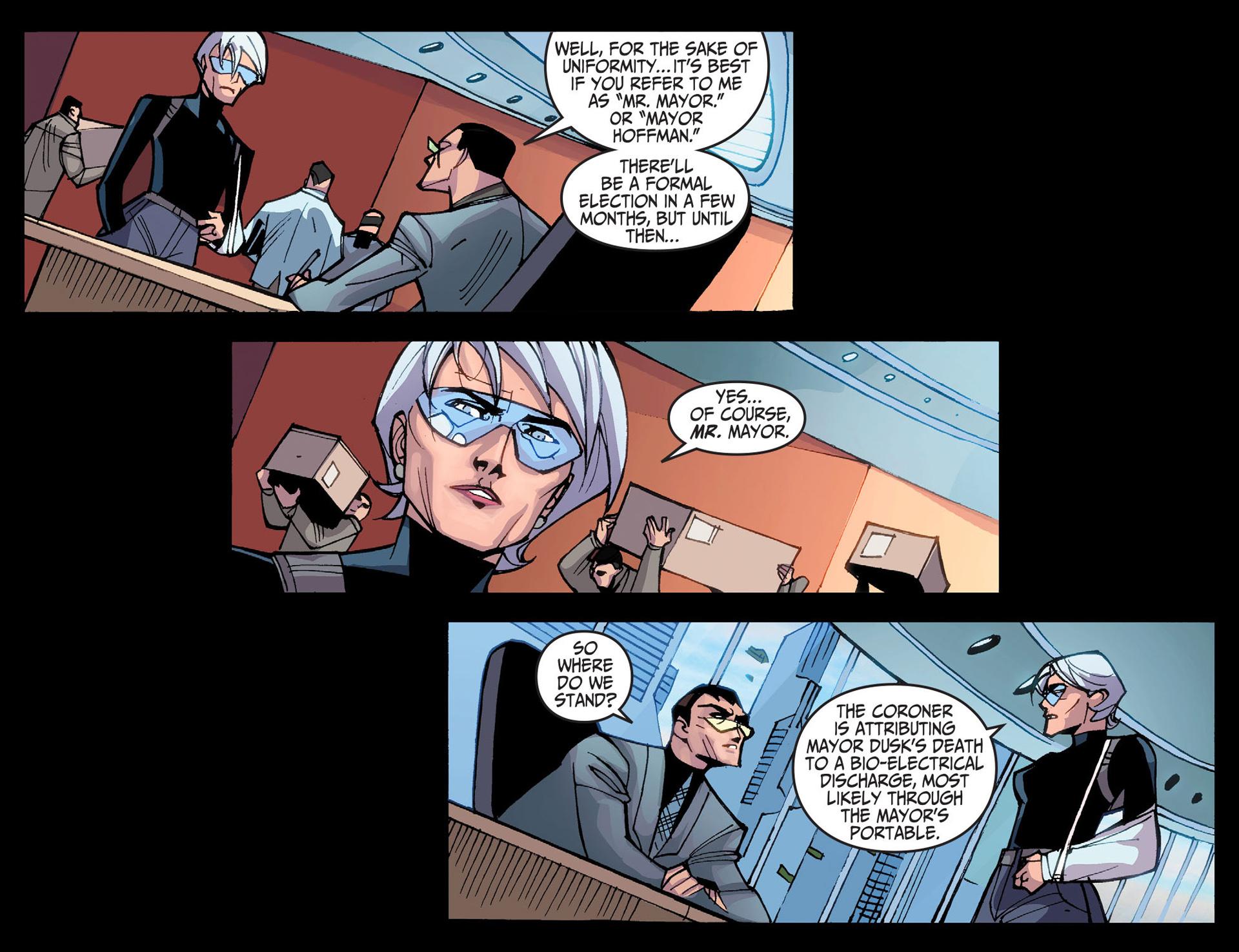 Batman Beyond 2.0 #3 #38 - English 14