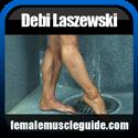 Debi Laszewski IFBB Pro Female Bodybuilder Thumbnail Image 5