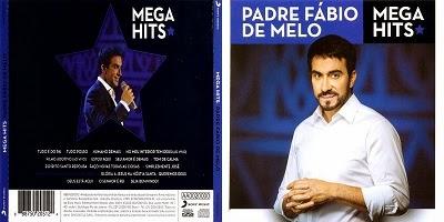 Padre Fabio de Melo Mega Hits CD 2014