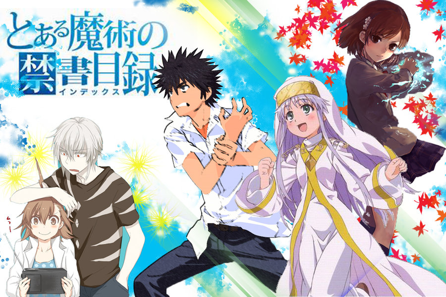 To aru majutsu no index ii 2 พากย์ไทย 1-25
