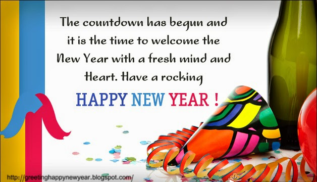 Latest Beautiful Happy New Year 2015 Quotes – Download Images