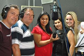 Gravação do CD ADORADORES.