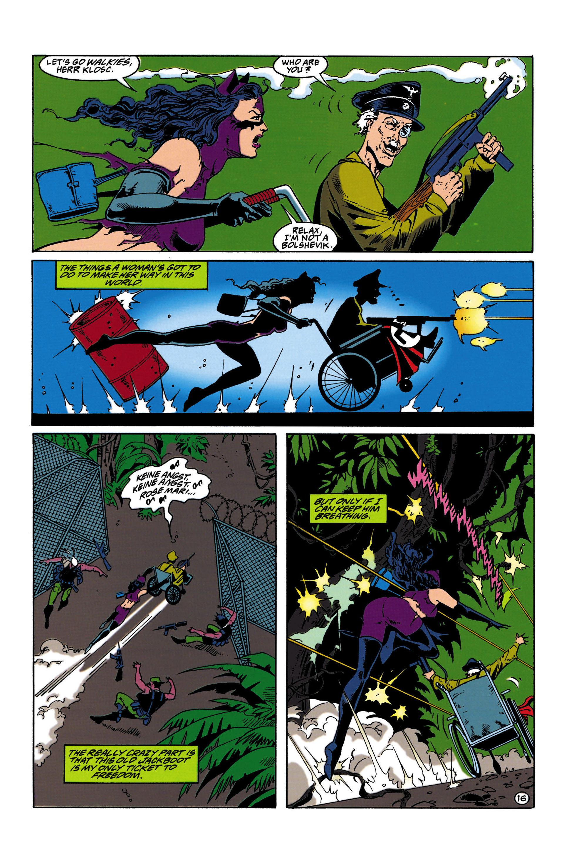 Catwoman (1993) Issue #19 #24 - English 16