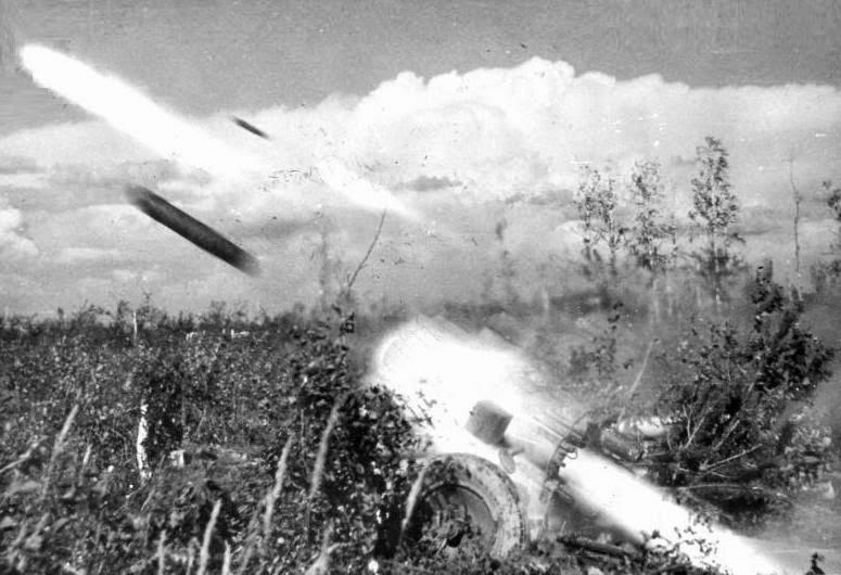 l'artillerie 15cm-Nebelwerfer-41-51