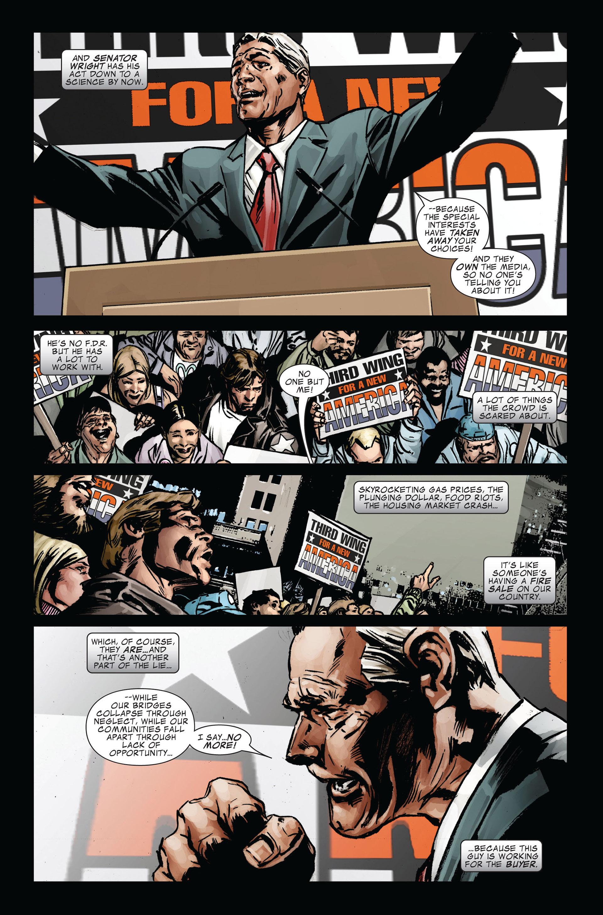 Captain America (2005) Issue #39 #39 - English 17