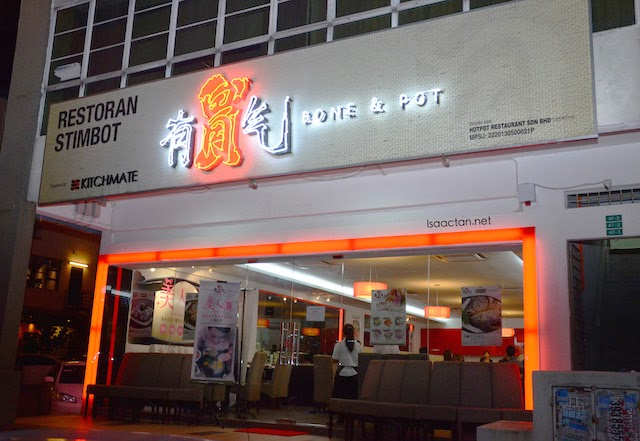 Bone & Pot new branch at Bandar Puteri Puchong