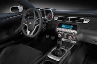2014 Camaro Z/28 dash