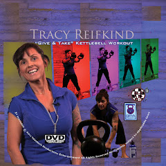"Tracy&#39;s ""Give and Take"" Beginners DVD"