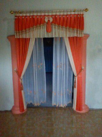 gambar pintu dalam interior rumah gaya klasik dan modern