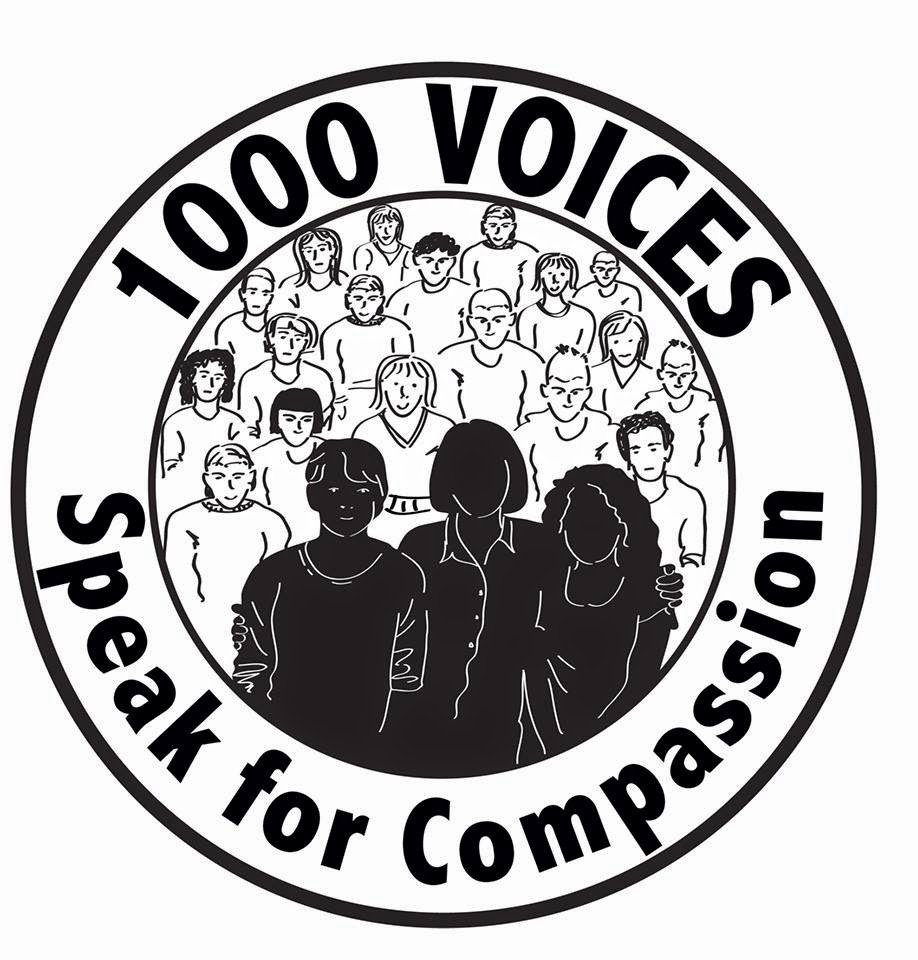 1000 Voices Speak for Compassion