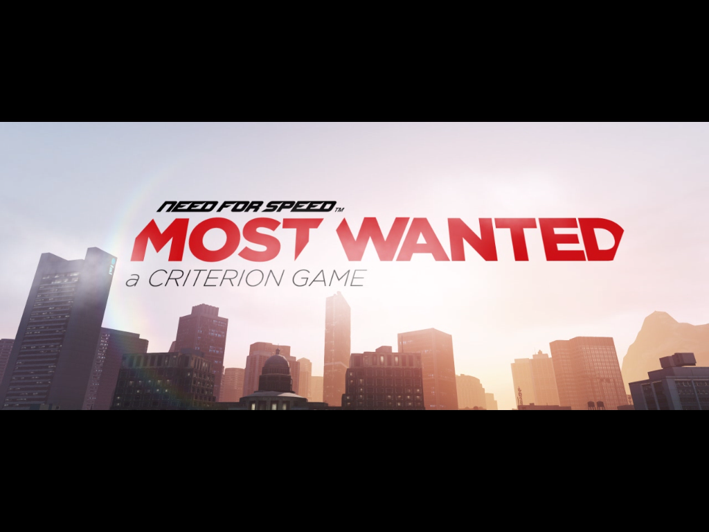 Need for Speed Most Wanted 2012 Crack & Update v1.3