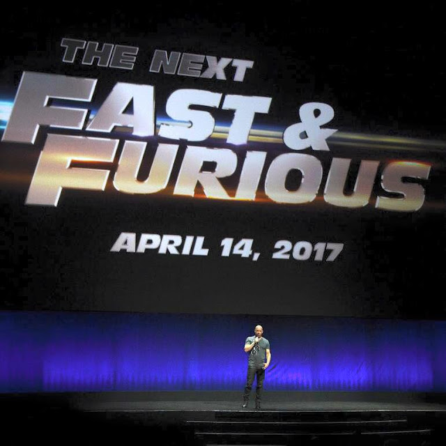 fast and furious 8 news