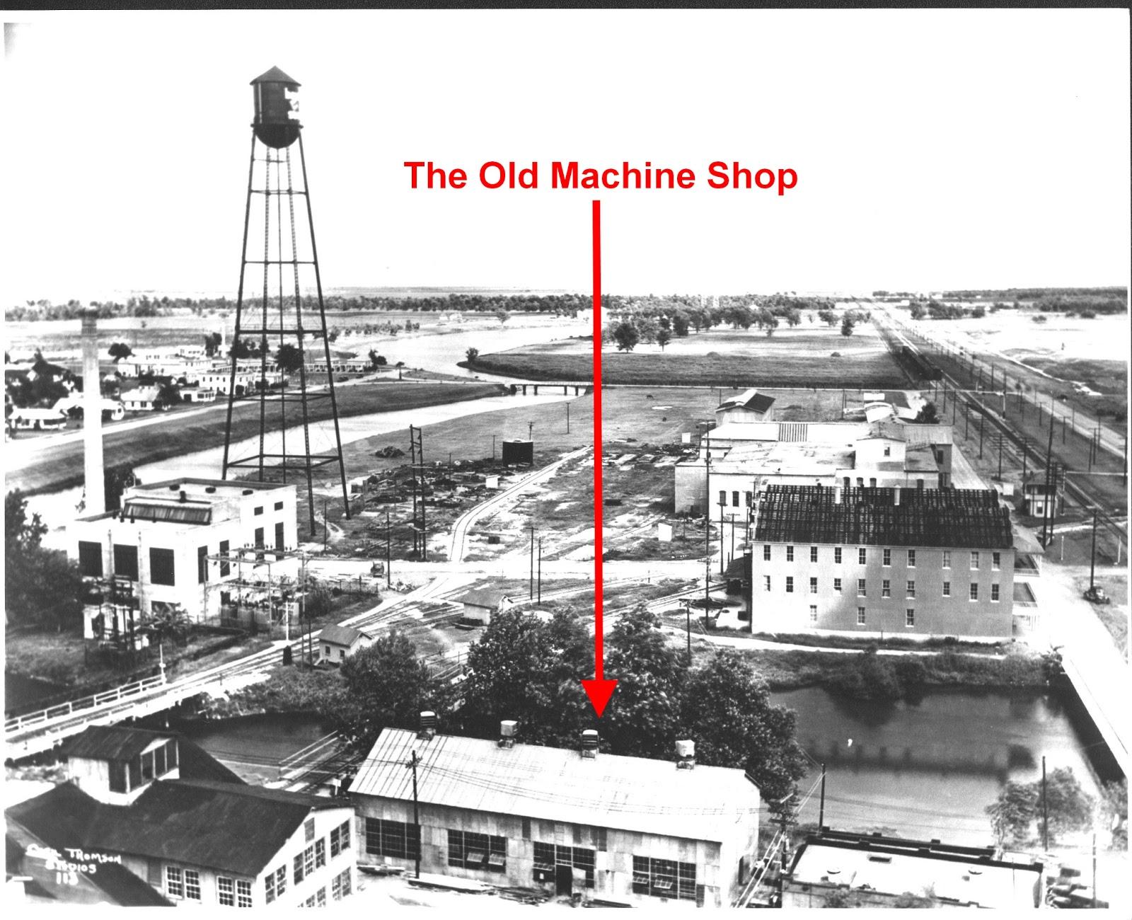 s w machine shop