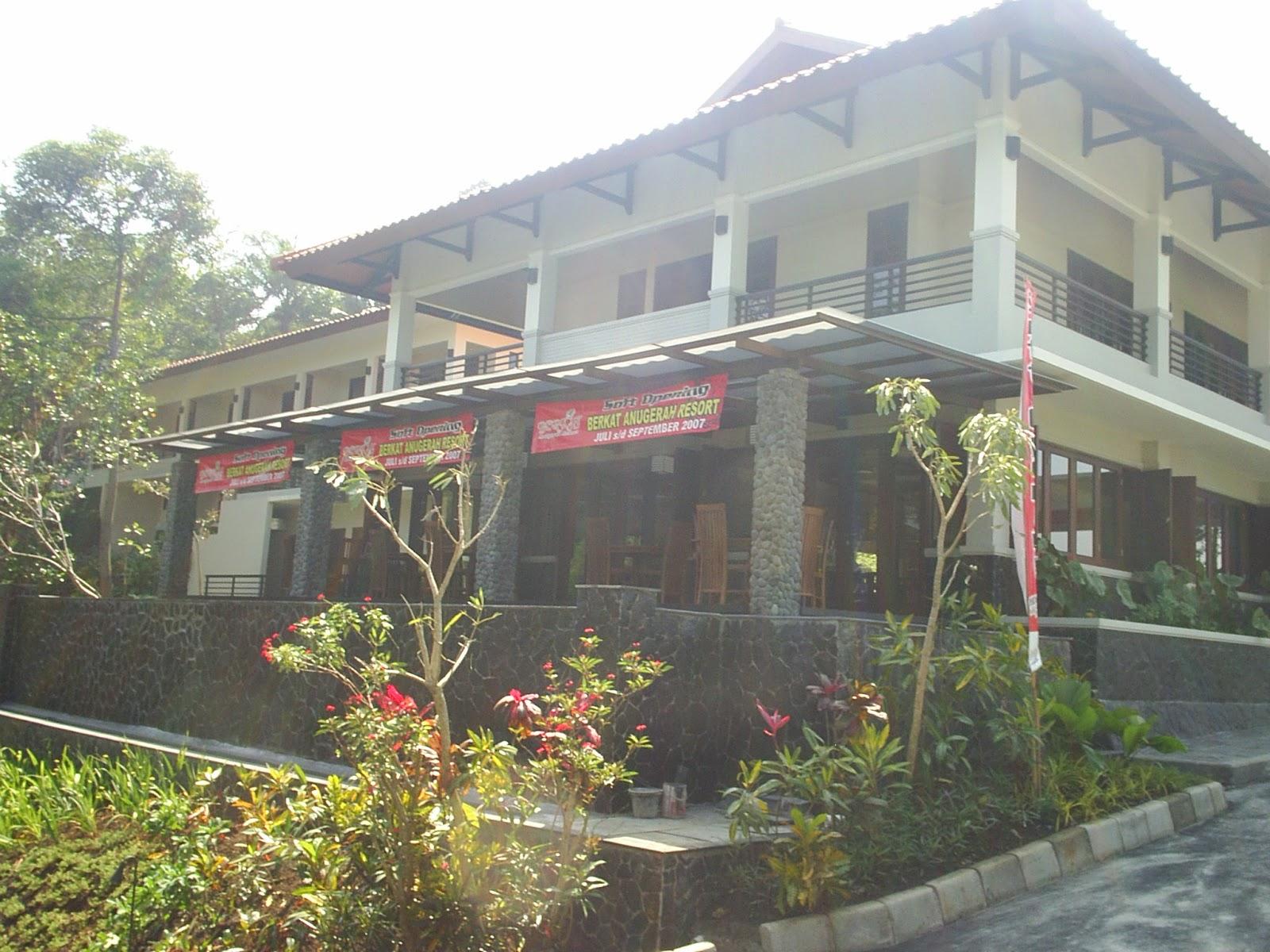 Anugrah Hotel Berkat Anugerah Resort