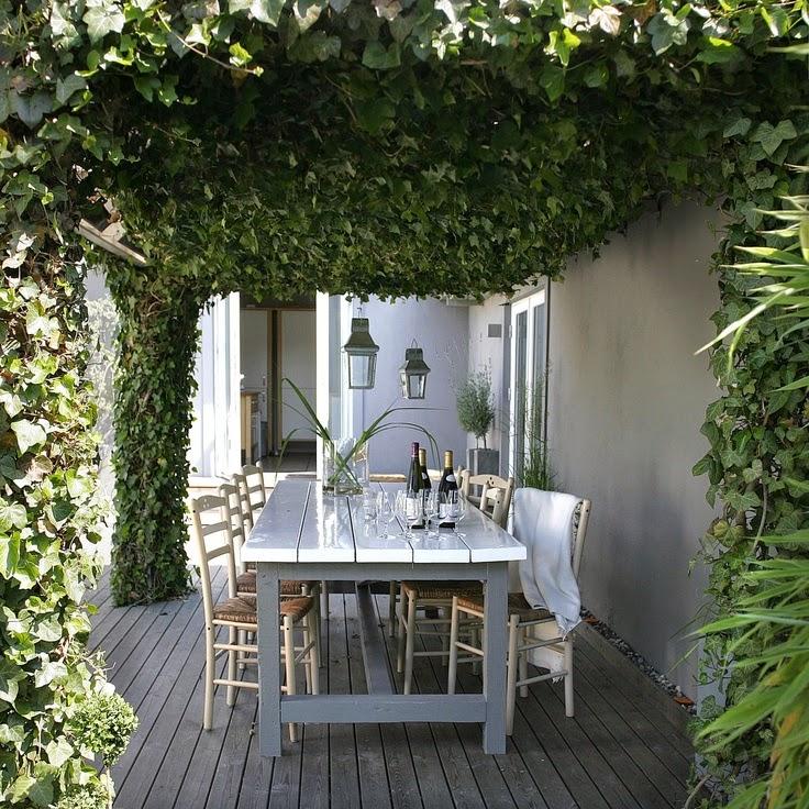 Okissia comedores para tu terraza o jard n for Comedores de terraza baratos