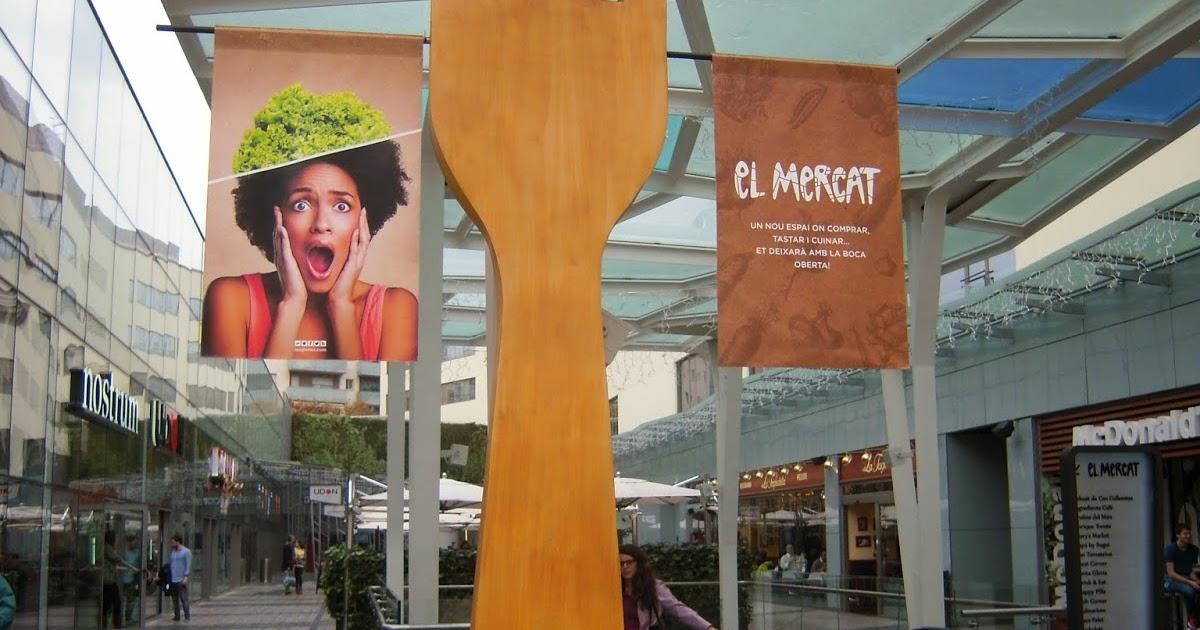 Va de barcelona el mercat de gl ries el nuevo espacio - El mercat de les glories ...