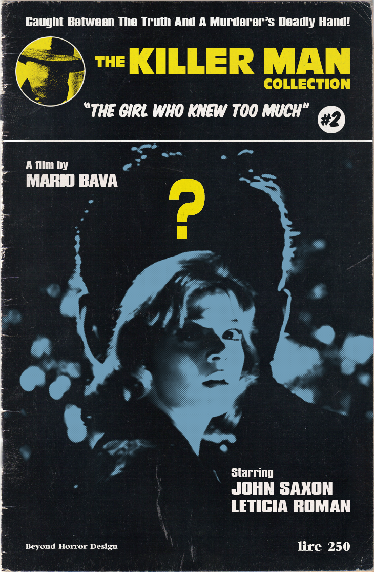 THE GIRL WHO KNEW TOO MUCH (Mario Bava, 1963)