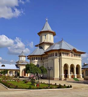Biserica  Manastirii Vladimiresti