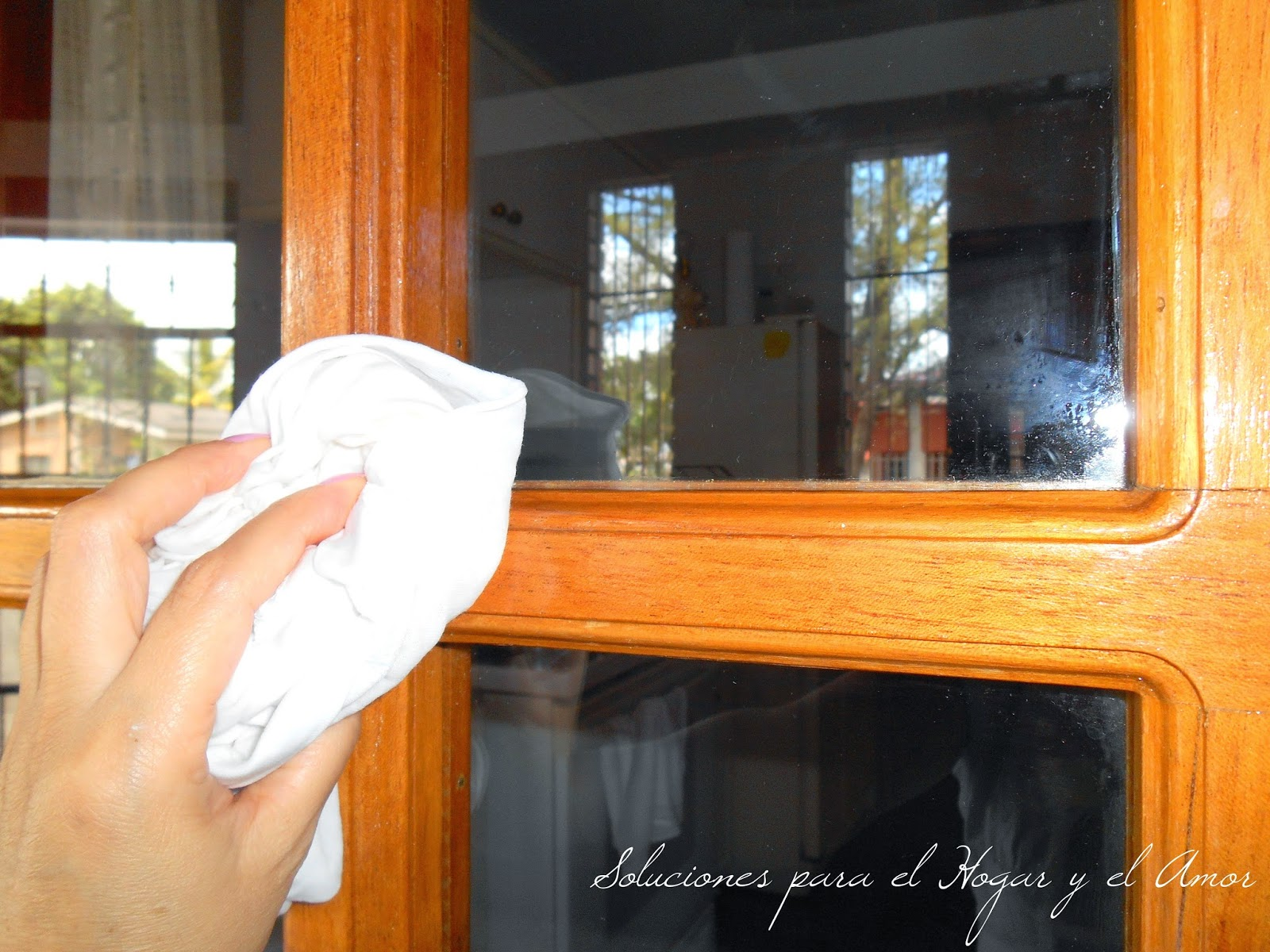 Soluciones Para El Hogar Y El Amor Como Limpiar Vidrios De  ~ Limpieza De Ventanas Y Cristales