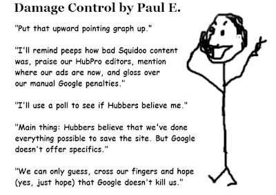 Paul E. Warns How Panda 5 May Affect HubPages