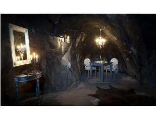 瑞典地下飯店