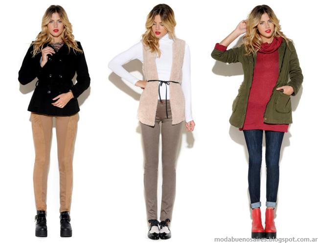 Moda abrigos otoño invierno 2014. Cenizas otoño invierno 2014.