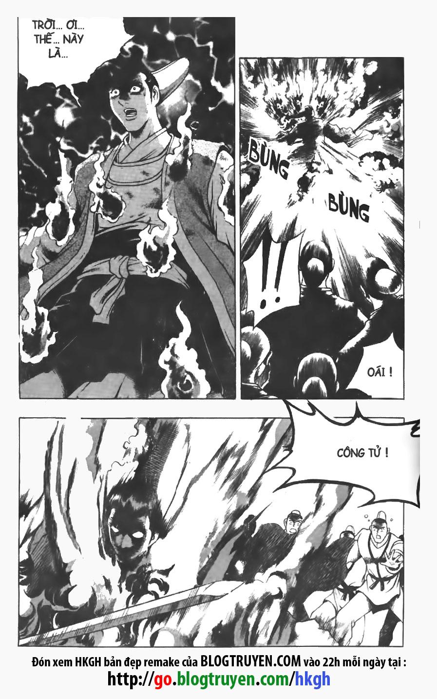 Hiệp Khách Giang Hồ chap 119 page 8 - IZTruyenTranh.com