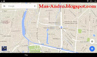 Cara Melihat Google Street View Jakarta via Android
