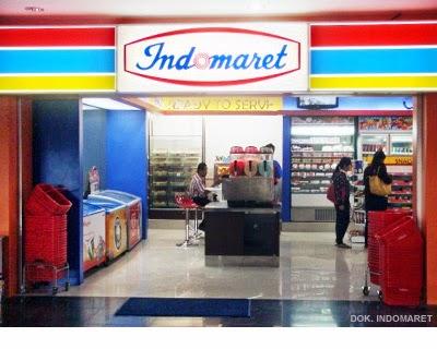 Lowongan Kerja INDOMARET ( PT Indomarco Prismatama ) Surabaya Desember 2014