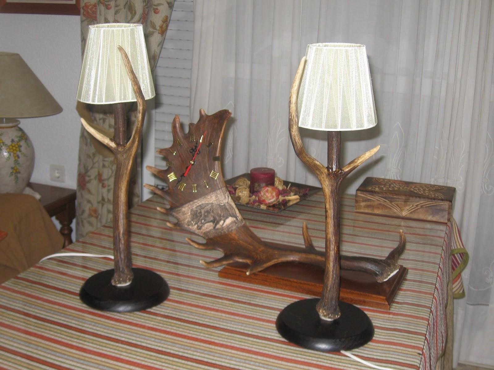 Arte cineg tico carol lamparas para mesitas de noche - Lamparas para mesitas ...