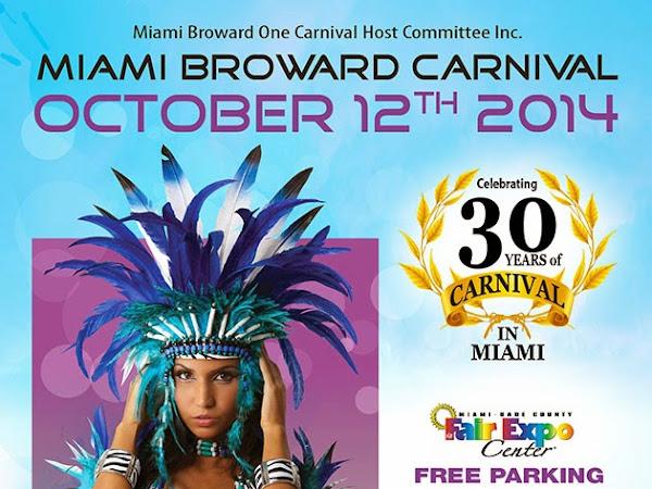 Miami Broward Carnival Fetes 2014