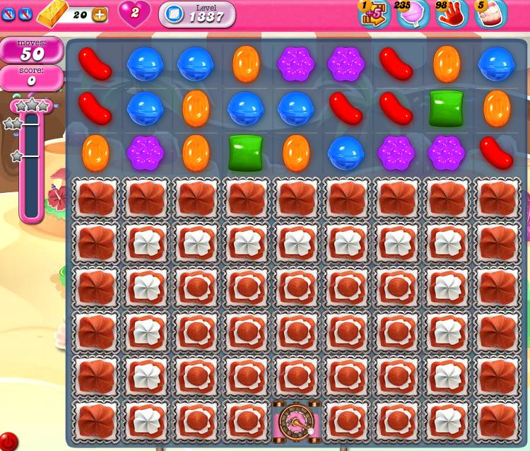 Candy Crush Saga 1337