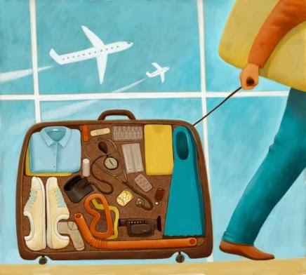 Tips para Viajar Solo: Como moverse en un aeropuerto/estación de trenes/transporte