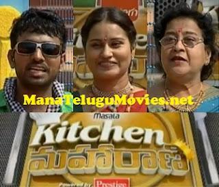 Kitchen Maharani – 17th Nov – Mahathi as Guest