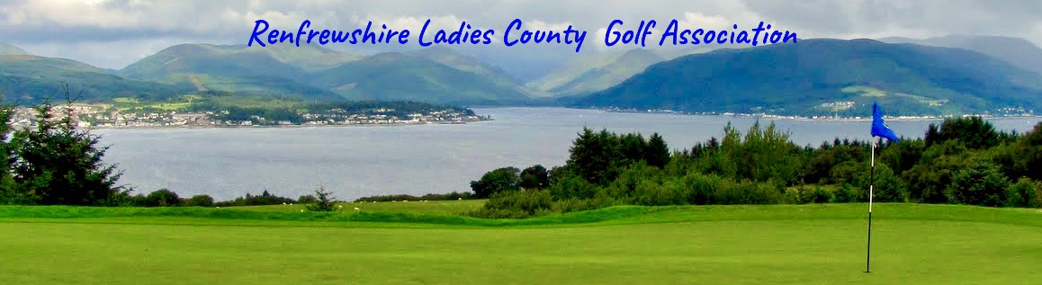 Renfrewshire Ladies' County Golf Association